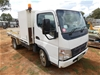 2006 Mitsubishi Canter L 7/800 Service Truck