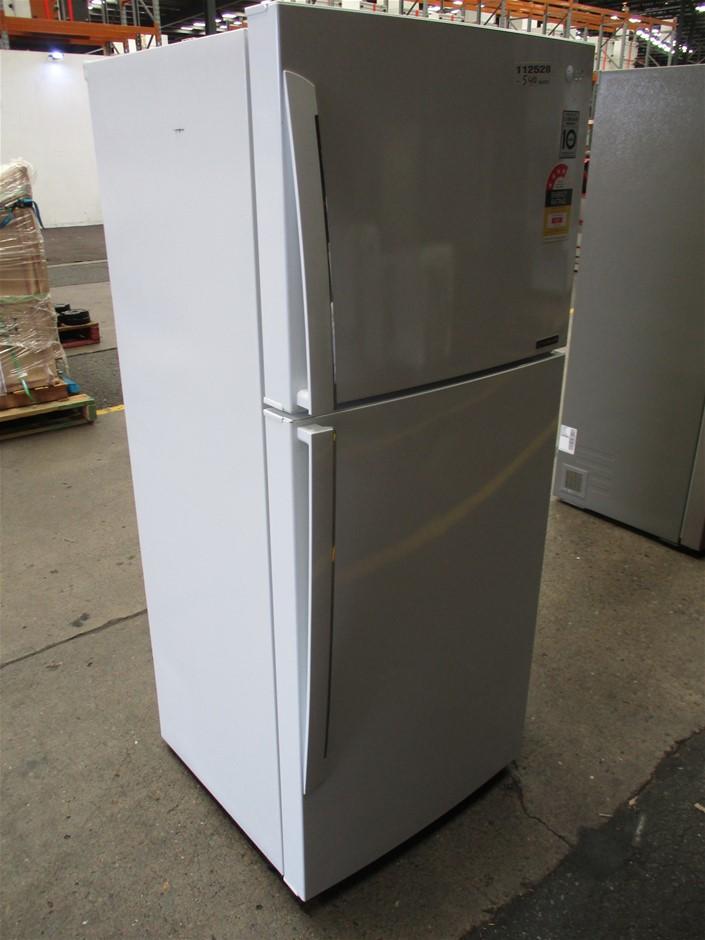LG GT442WDC 441L Top Mount White Refrigerator