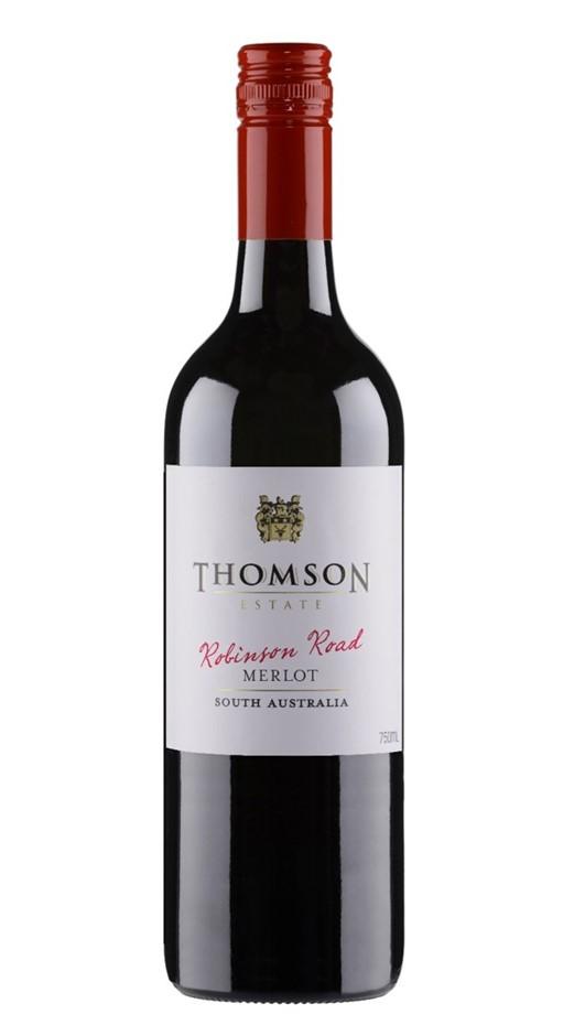 Thomson Estate Robinson Road Merlot 2019 (12 x 750mL) SA
