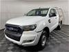 2015 Ford Ranger XL 4X2 Hi-Rider PX II Turbo Diesel Automatic Extra Cab