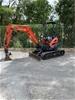 Kubota U25- Excavator