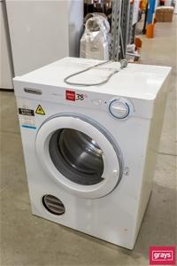 Simpson 39S500M-V1 Front Load Dryer