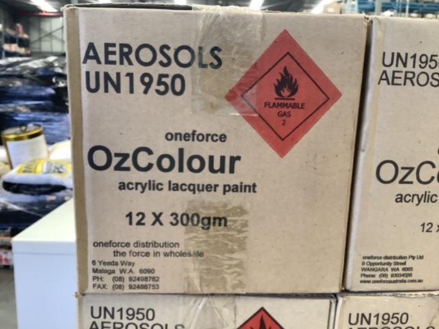 OzBond and OzColour Paint