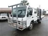 2010 Mitsubishi Canter L7/800 4 x 2 Cab Chassis Truck