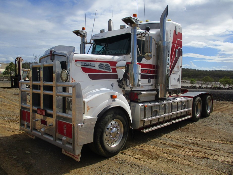 2008 Kenworth T908 6 x 4 Prime Mover Truck
