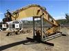 Caterpillar Excavator Boom