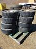 Qty 8 x Toyota Hilux Wheels