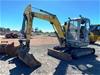 <p>Wacker Neuson  50Z3 RD Hydraulic Excavator</p>