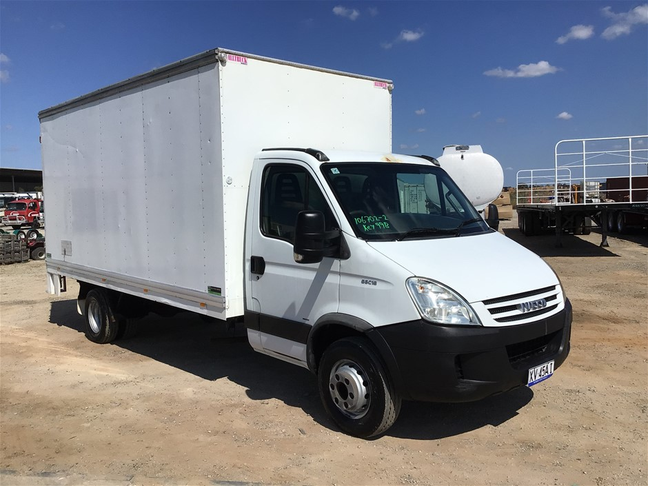 2007 Iveco Daily 4 x 2 Pantech Truck