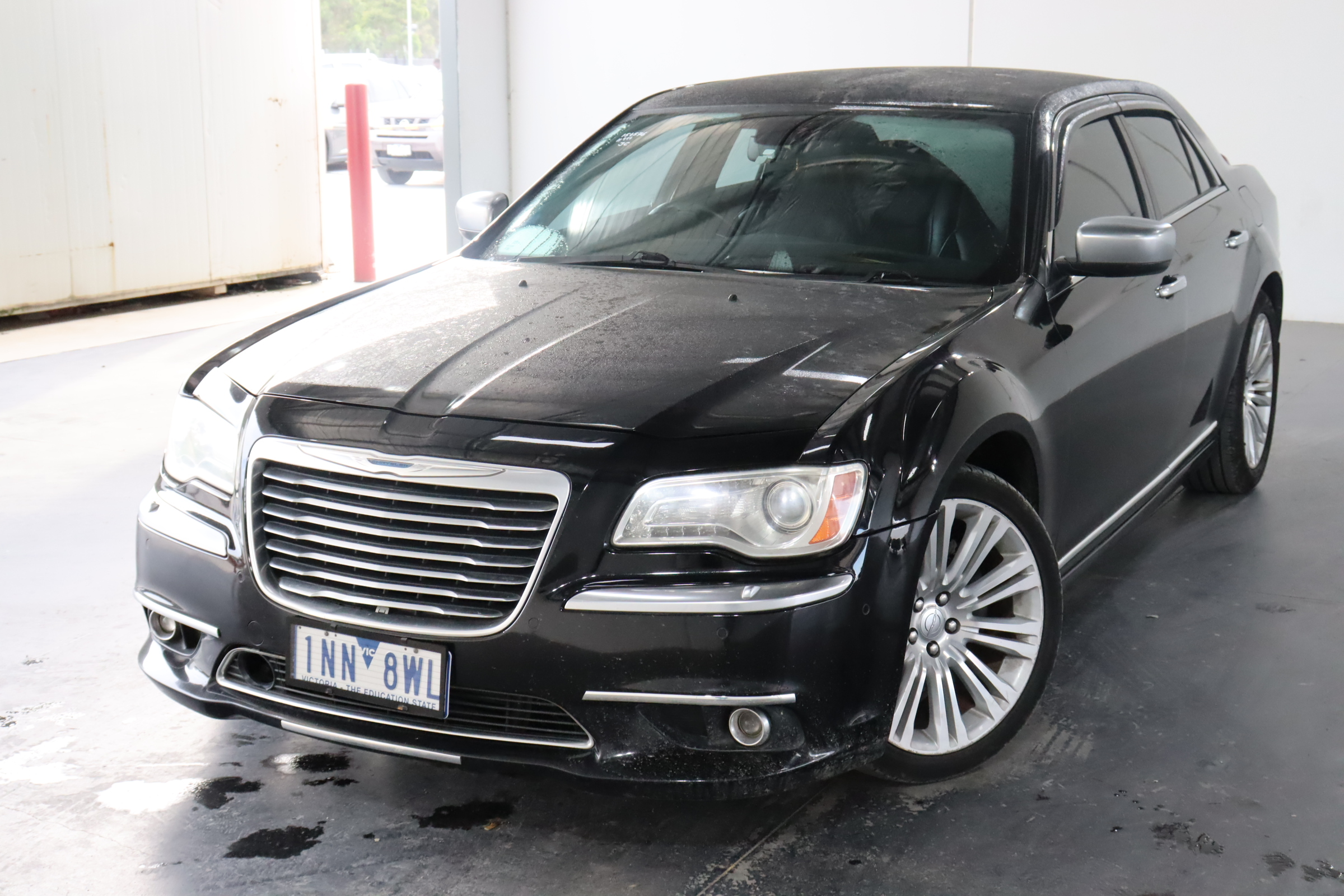 2013 Chrysler 300 C LUXURY LX Turbo Diesel Automatic Sedan