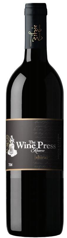 Zilzie Wine Press Shiraz 2018 (6 x 750mL) SEA
