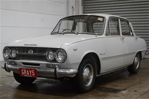 1968 Isuzu Bellet 1500 Manual Sedan