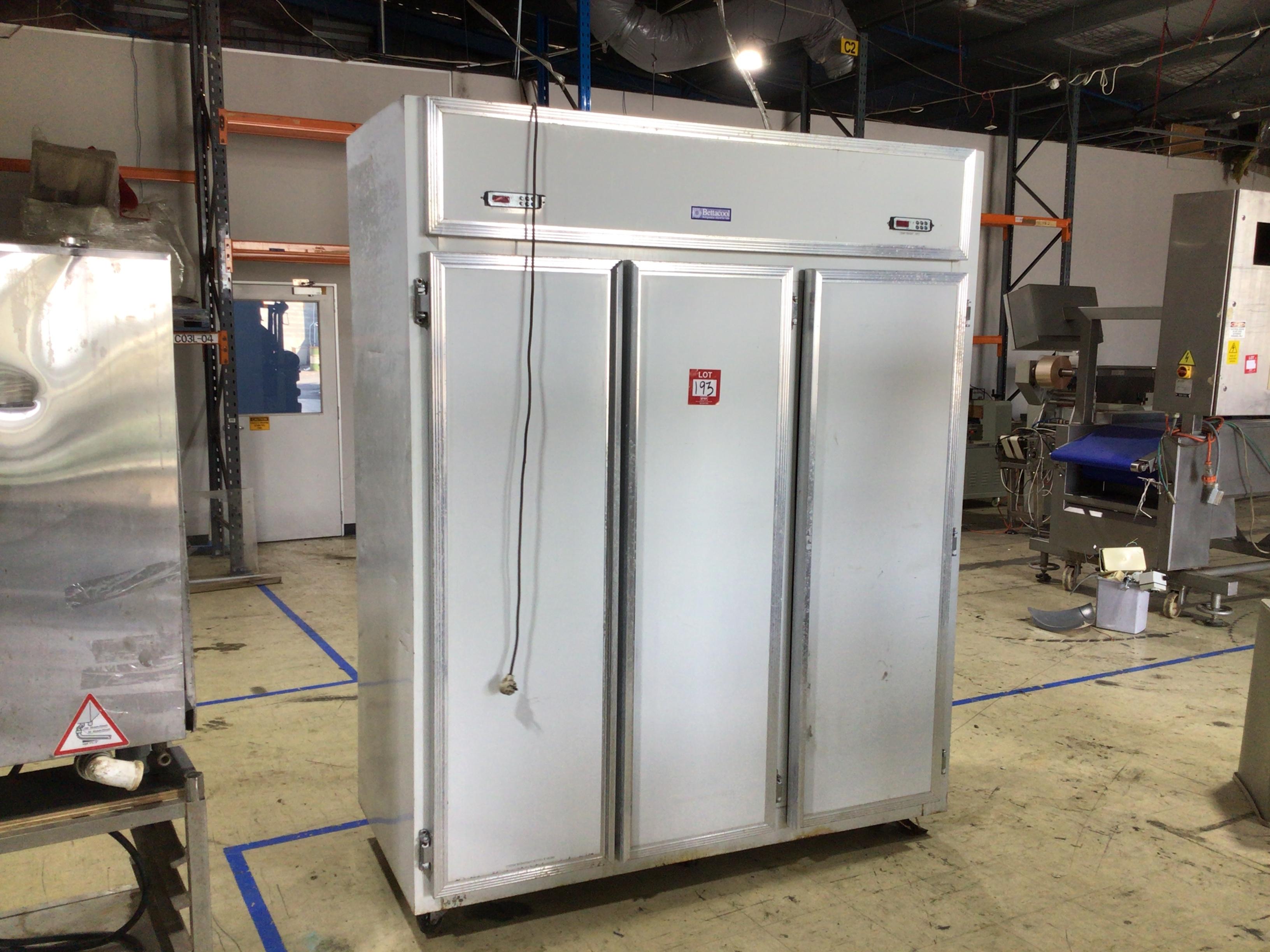 Bettacool Fridge and Freezer Unit
