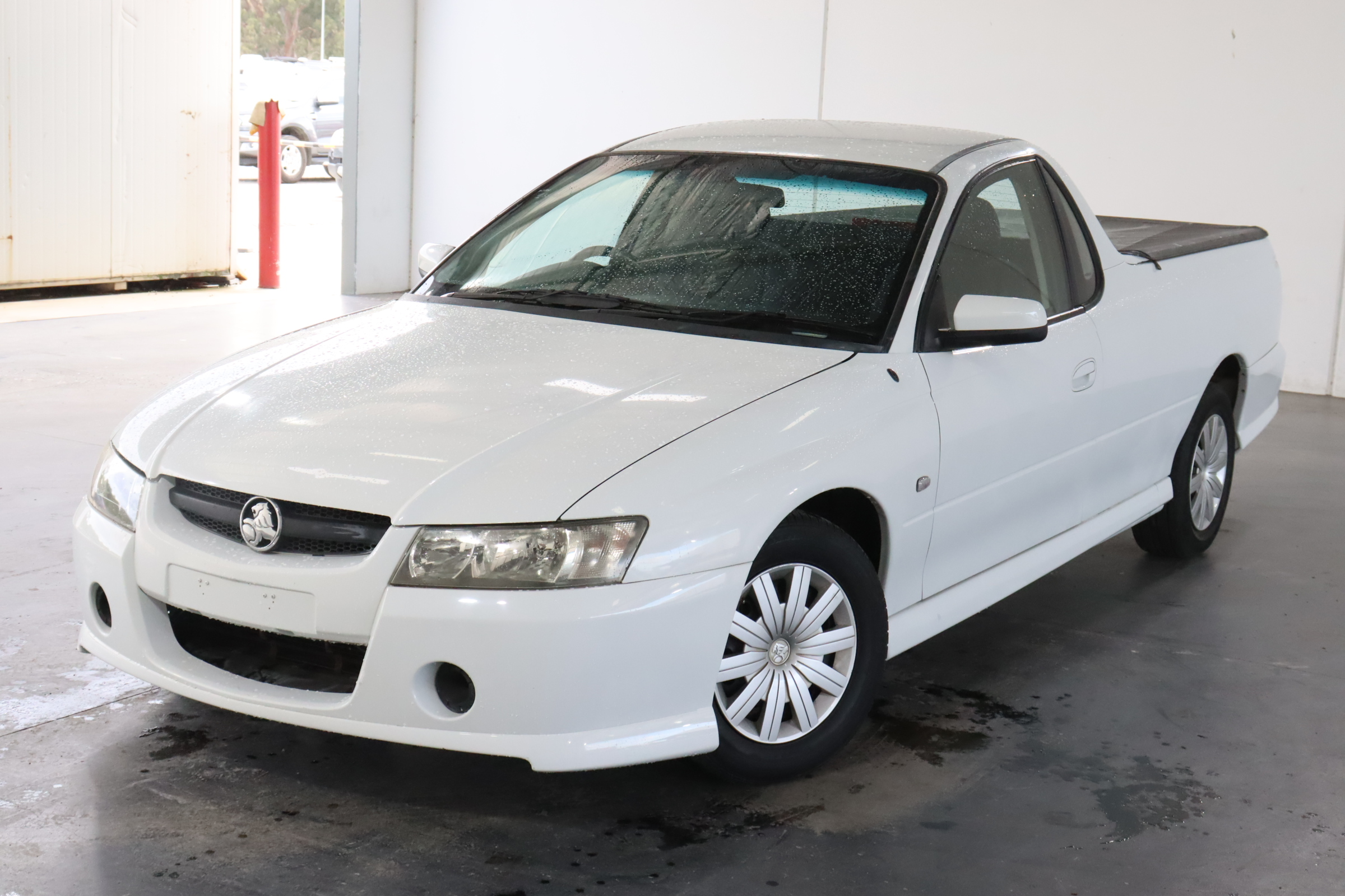 2005 Holden Commodore S VZ Automatic Ute(wovr+repair)