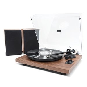 mbeat PT-28 Hi-Fi Turntable with Bluetoo