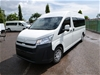 Toyota Hiace Commuter RWD Automatic People Mover