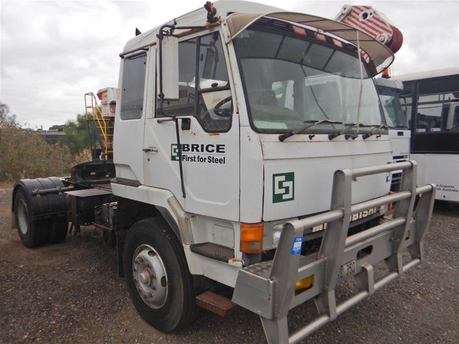 Mitsubishi FP418F 4 x 2 Prime Mover Truck (Pooraka, SA)