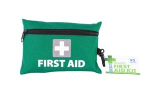 92pcs Travel First Aid Kit Medical Handy