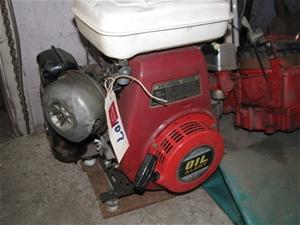 Stationery Engine Honda G400 10 Hp Single Cylinder 4