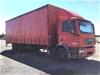 <p>2008 M.A.N TMG 6 x 2 Curtainsider Rigid Truck</p>