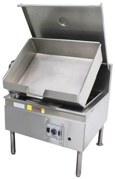 CLEVELAND GAS TILTING BRATT PAN