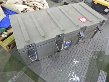 Assorted Storage Boxes
