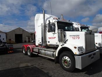 2012 Western Star 4864 FX Prime Mover