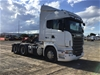 <p>2011 Scania  R560 6 x 4 Prime Mover Truck</p>