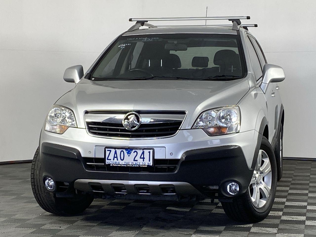 2010 Holden Captiva 5 (4x4) CG Automatic Wagon