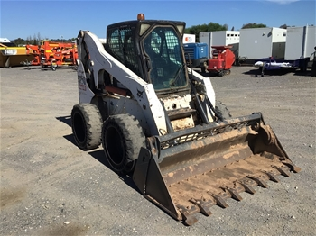 2009 Bobcat S250 Skid Steer Loader