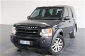 Unreserved 2007 Land Rover Discovery 3 SE Series III