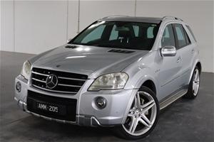2010 Mercedes Benz ML 63 AMG (4x4) W164