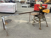 Unreserved Metal Fabrication Equipment Liquidation Sale