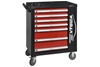 Unused in Box Mobile Black & Red 7 Drawer Cabinet with 196 Piece Toolkit