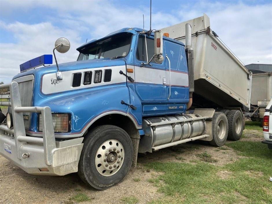 1999 International Transtar 6x4 Tipper Truck