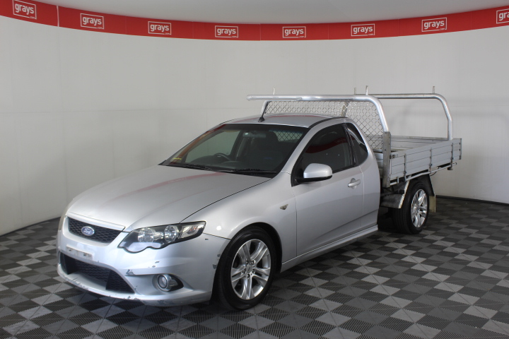 2011 Ford Falcon XR6 FG Automatic Cab Chassis