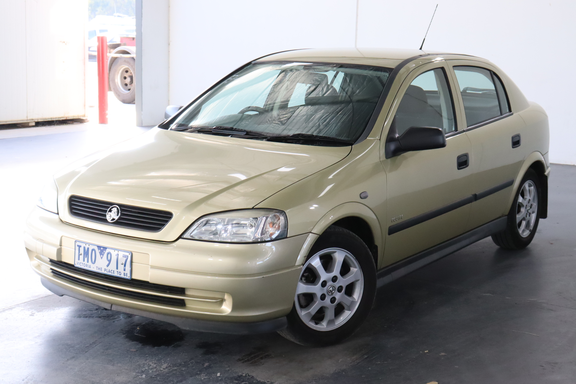 2005 Holden Astra Classic TS Manual Hatchback