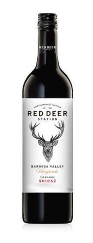 Red Deer Station Vineyards Shiraz 2016 (6 x 750mL) Barossa Valley, SA