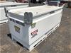 Unused 2000 Litre Bunded Fuel Storage Cube / Tank