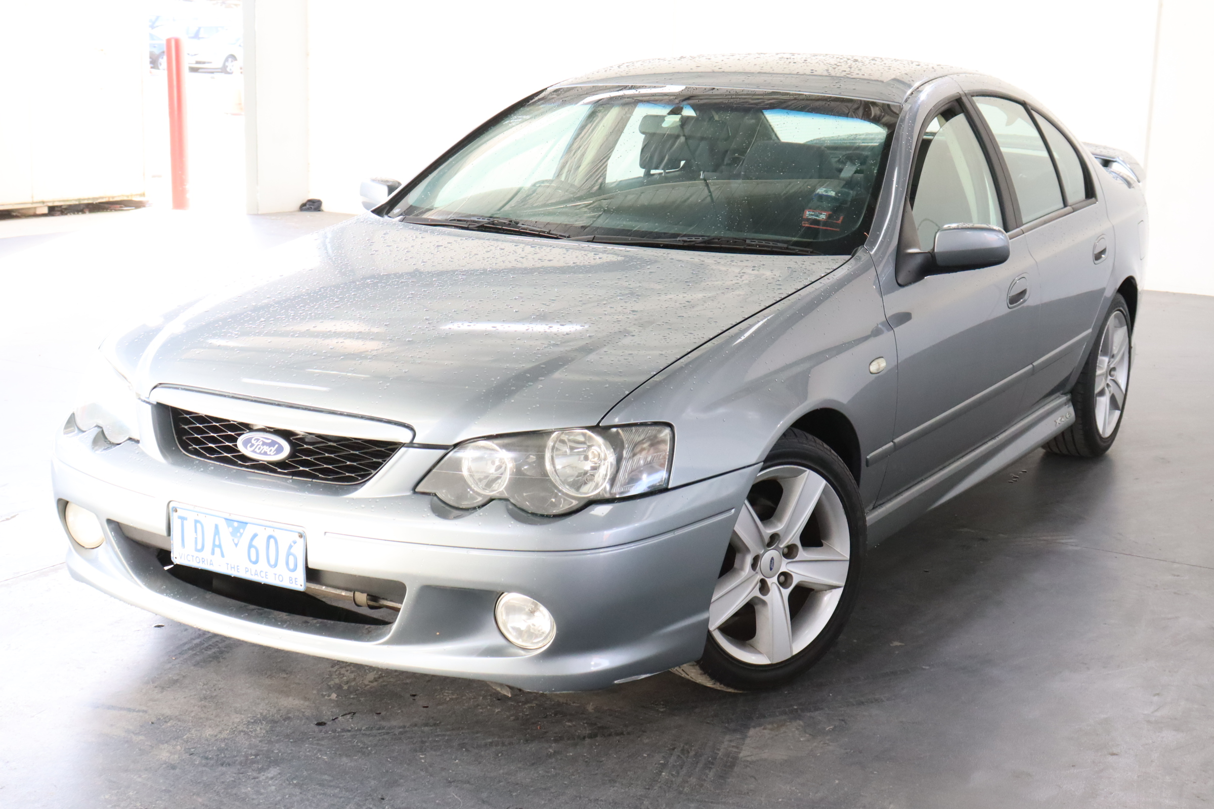 2004 Ford Falcon XR6 BA Automatic Sedan