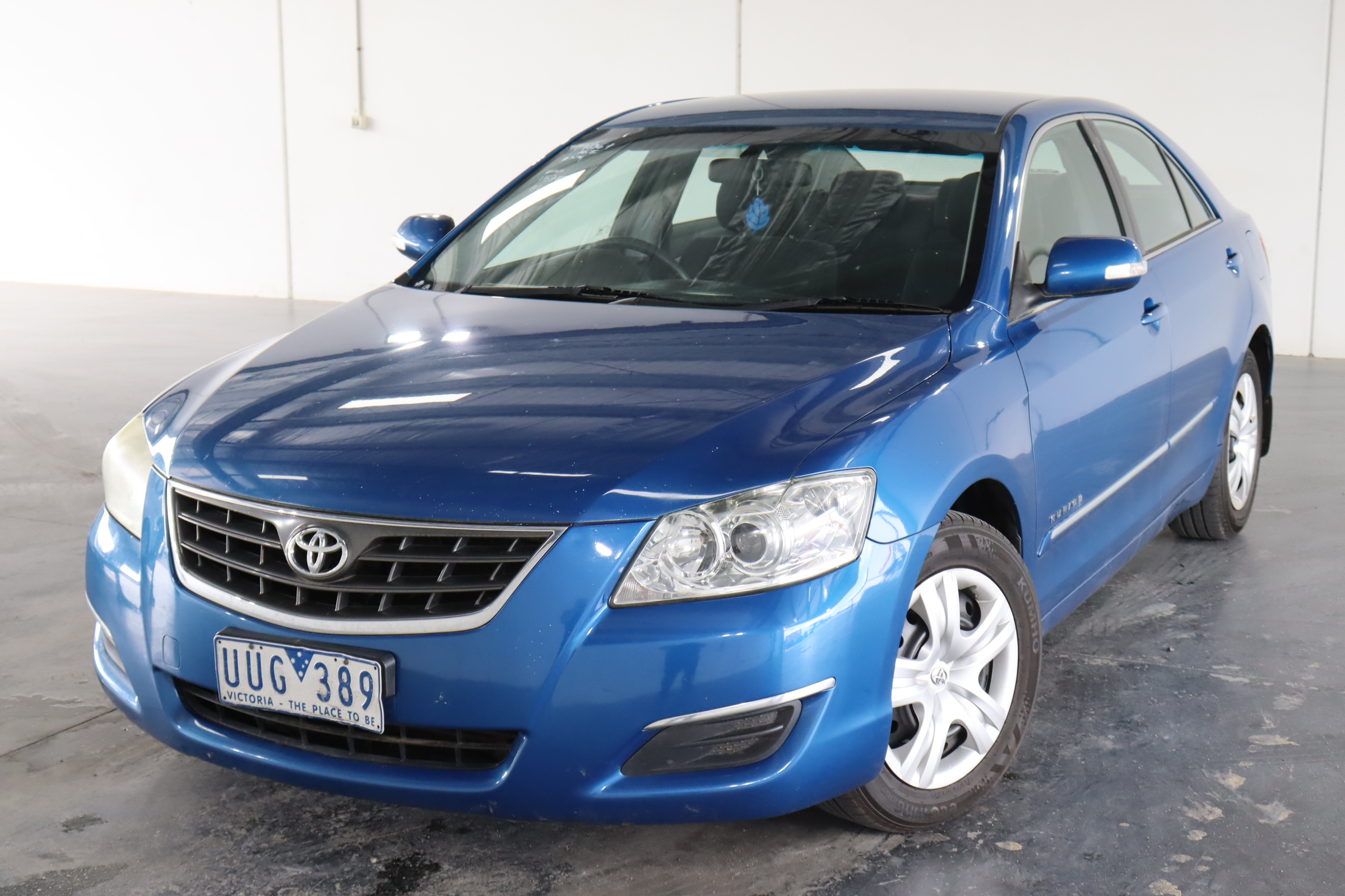 2007 Toyota Aurion AT-X GSV40R Automatic Sedan