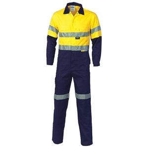DNC Heavy Weight Coveralls, Size 97R, 3M