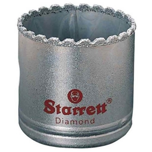 STARRETT 38mm (1-1/2ins) Diamond Grit Ho