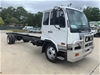 2007 Nissan Udo 3434 LKC245 Cab Chassis