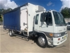 1998 Hino SOGD GD Refrigerated Pan/Dry Tautliner Truck