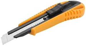 6 x TOLSEN Snap-Off Blade Knife, 18 x 10