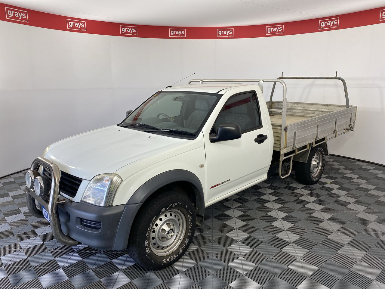 2006 Holden Rodeo DX (4x4) RA Turbo Diesel Manual(WOVR Inspected)
