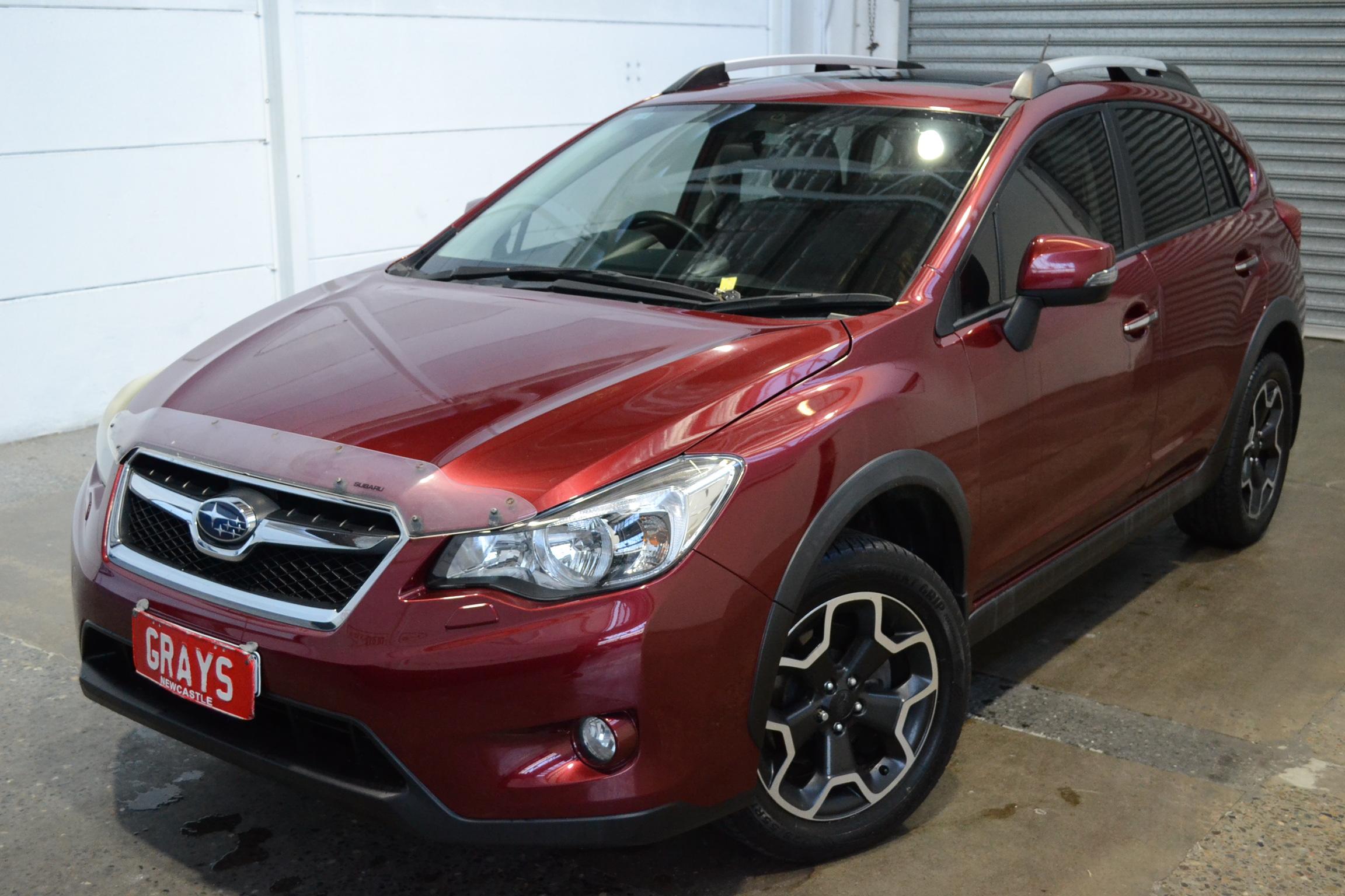 2012 Subaru XV 2.0i-S G4X CVT Hatchback