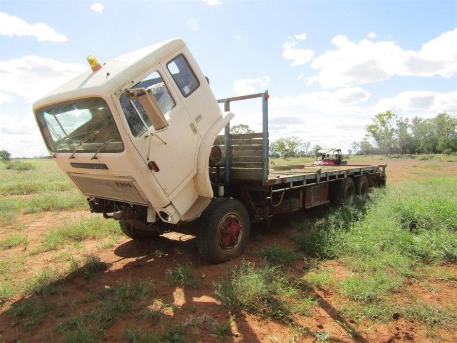 International Acco Bogie drive truck