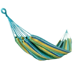 Heavy Cotton Hammock Multi Coloured. Buy